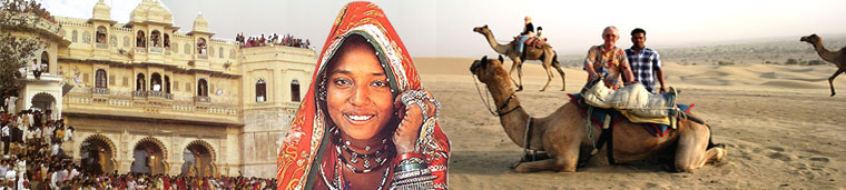 pushkar fair and festival tours