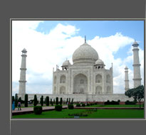 places of attractions agra